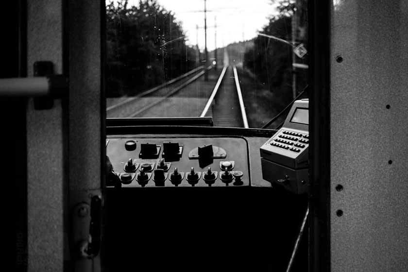 Z tramvaje / From the tram